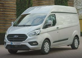 Ford Transit Custom Limited high roof
