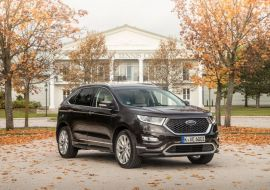 Ford Edge in Kuga Vignale