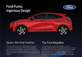 Ford Puma Ingenious Design